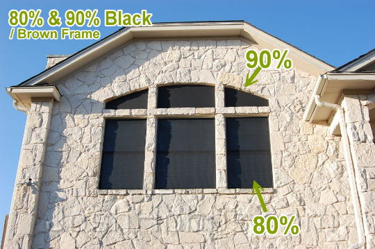 Hutto TX Sun Screens aka Solar Window Screens