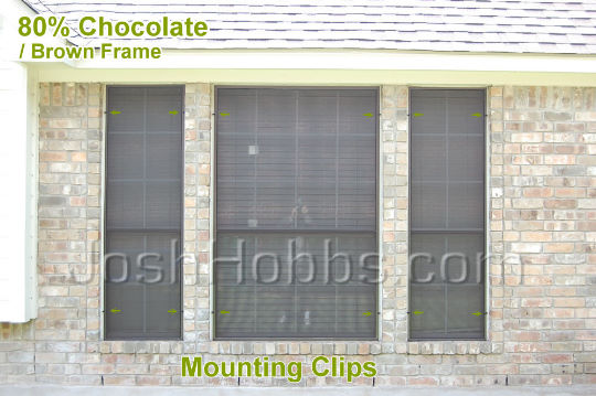 Round Rock TX Sun Control Shades aka Solar Window Screens