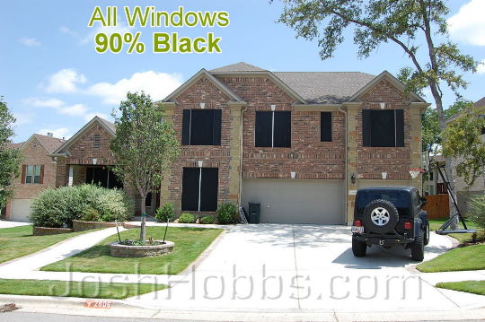 Round Rock TX Window Shade Screen aka Solar Window Screens